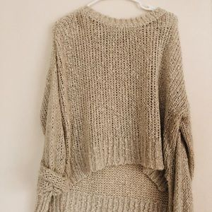 Urban Outfitters Kimchi Blue Pull Over Sweater